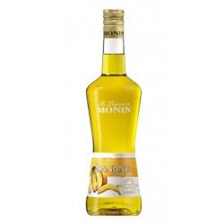 Licor Monin Platano