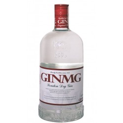 Ginebra Mg London Dry Gin