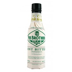 Bitter Fee Brothers Mint 0.12L