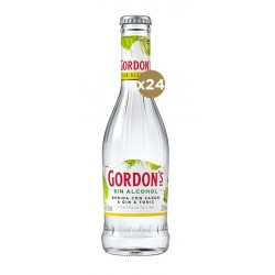 Ginebra Gordon's Lime 25CL...
