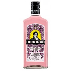 Ginebra Burdon Cerezas