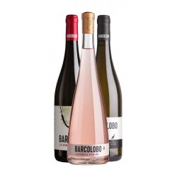 Pack de 3 botellas Barcolobo