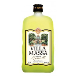 Licor de Limon Villa Massa...