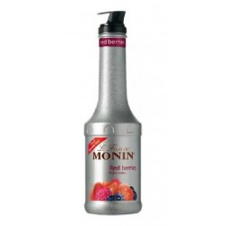 Puree Frutos Rojos Monin