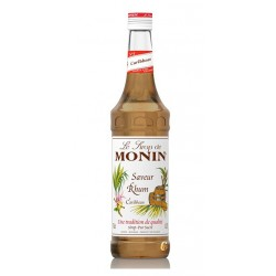 Sirope Ron Caribean Monin