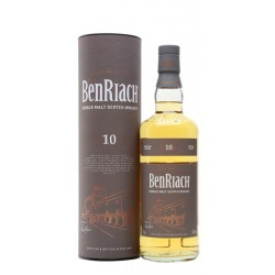 Whisky Benriach 10 Años