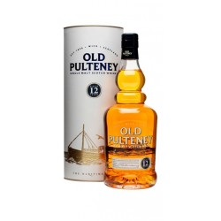 Whisky Old Pulteney 12 Años