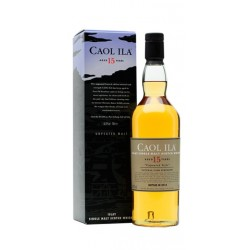 Whisky Caol ila 15 Years...