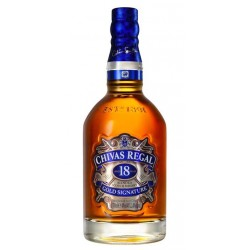 Whisky Chivas Regal 18 Años