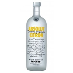 Vodka Absolut Citron