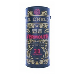 Vermouth La Chelo Canister...